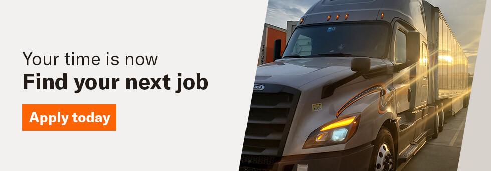 Multiple CDL Positions - transportation - job employment